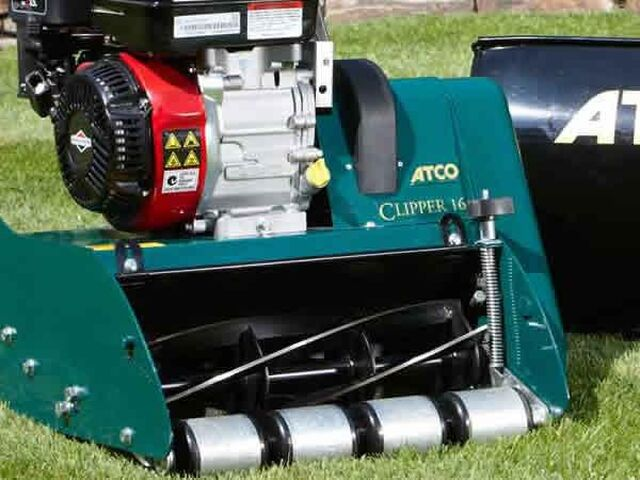 Cylinder Mower Category1