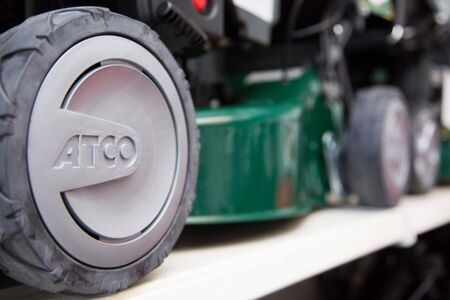 Atco Close Up Mower